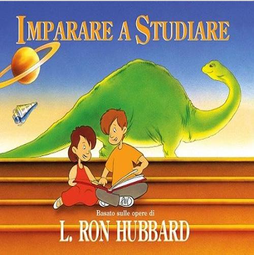 libro illustrato per imparare a studiare